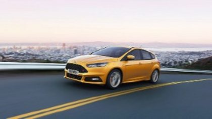 Ford Focus ST bok